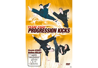 TEAM CHAT - PROGRESSION KICKS - (DVD)