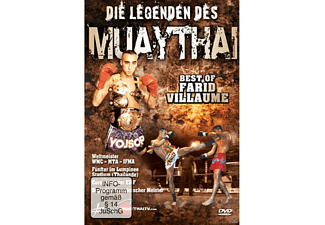 DIE LEGENDEN MUAYTHAI - BEST OF FARID - (DVD)