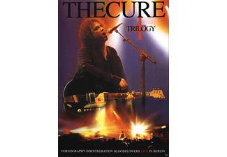 The Cure - Trilogy: Live In Berlin - (DVD)