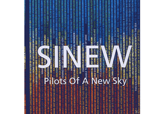 Sinew - Pilots Of A New Sky - (CD)