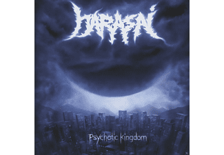 Harasai - Psychotic Kingdom - (CD)