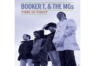 Booker T. & The M.G.'s - Time Is Tight - (CD)