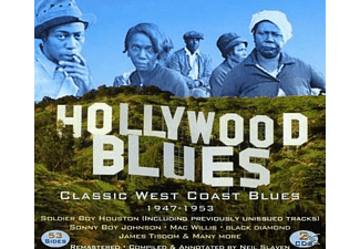 Soldier Boy Houston, Sonny Boy Johnson, Mac Willis, James Tisdom, Black Diamond - Hollywood Blues (Classic West Coast Blues) - (CD)