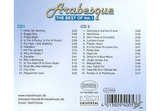 Arabesque - Best Of Vol.1 - (CD)