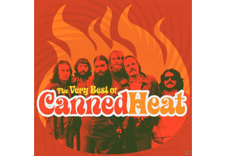 Canned Heat - The Very Best Of Canned Heat - (CD)