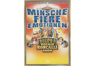 Höhner - Minsche Fiere Emotionen [DVD]