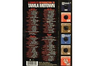 VARIOUS - A Complete Introduction To Tamla Motown - (CD)