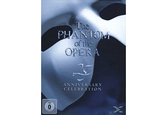 Andrew Lloyd Webber - Phantom Of The Opera (Az operaház fantomja) (CD + DVD)