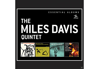 Miles Quintet David - Essential Albums [CD]