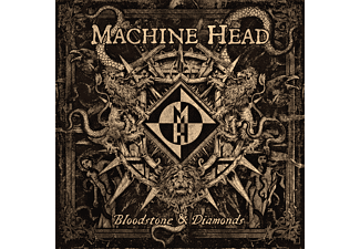 Machine Head - Bloodstone & Diamonds - (CD)