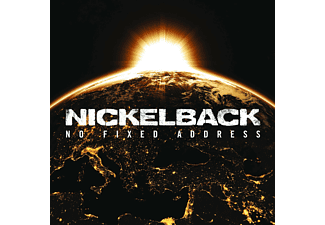 Nickelback - No Fixed Address [CD]
