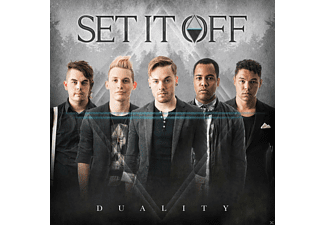 Set It Off - Duality [CD]