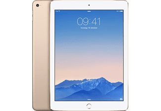 APPLE iPad Air 2 Cellular 128 GB - Guld