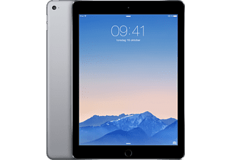 APPLE iPad Air 2 Cellular 128 GB - Grå