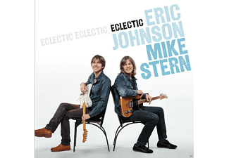 Eric Johnson, Mike Stern - Eclectic - (CD)