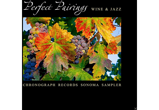 VARIOUS - Perfect Pairings: Wine & Jazz - (CD)