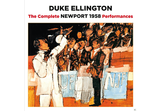Duke Ellington - The Complete Newport 1958 Performances - (CD)