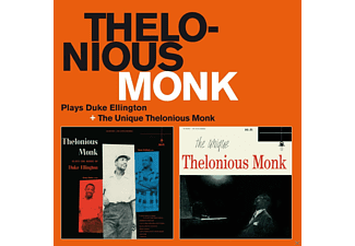 Thelonious Monk - Plays Duke Ellington + The Unique Thelonious Monk - (CD)