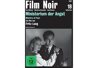 MINISTERIUM DER ANGST (FILM NOIR COLLECTION 18) [DVD]