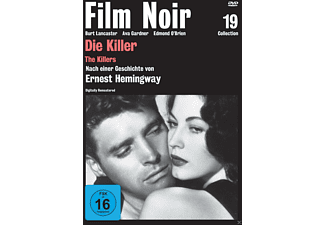 DIE KILLER (FILM NOIR COLLECTION 19) [DVD]