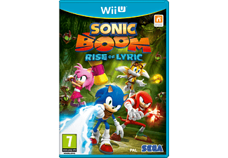 Sonic Boom: Rise Of Lyric | Wii U