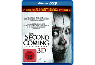 The Second Coming [3D Blu-ray]