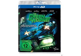 The Green Hornet 3D-Edition [3D Blu-ray]