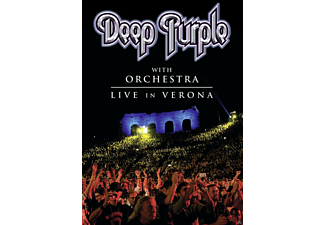 Deep Purple - Live In Verona (DVD)