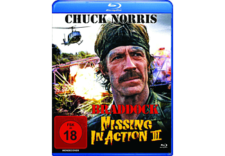BRADDOCK - MISSING IN ACTION 3 [Blu-ray]