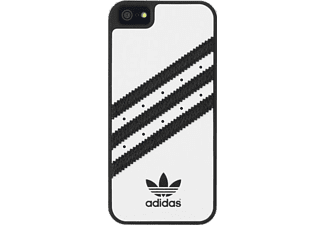 ADIDAS Moulded Case Adidas Originals iPhone 5/5S Beyaz/Siyah