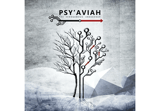 Psy'aviah - The Xenogamous Endeavour - (CD)