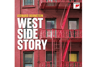 VARIOUS - West Side Story (Original Broadway Cast) - (CD)