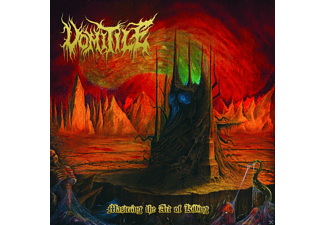 Vomitile - Mastering The Art Of Killing - (CD)