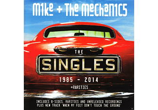 Mike & The Mechanics - The Singles: 1986-2013 (2-Cd Deluxe) - (CD)