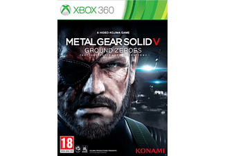 Metal Gear Solid V - Ground Zeroes UK Xbox 360