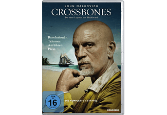 Crossbones - Staffel 1 - (DVD)