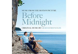 Graham Reynolds - Before Midnight - (CD)
