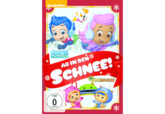 Bubble Guppies: Ab in den Schnee [DVD]