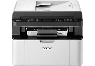 BROTHER MFC-1910W, 4-in-1 Monolaser-Multifunktionsdrucker, Schwarz/Weiß