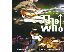 The Who - 30 Years Maximum R & B - (CD)
