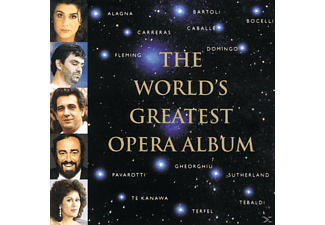 Andrea Bocelli, Alagna/Bartoli/Bocelli - Stars-A Night At The Opera - (CD)