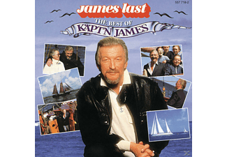 James Last - THE BEST OF KÄPT N JAMES - (CD)