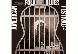 American Folk Blues Festival - American Folk Blues Festival '70 [CD]