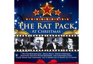VARIOUS - The Rat Pack At Christmas [CD]