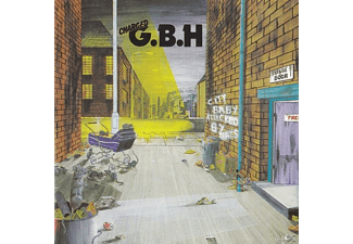 Gbh - City Baby Attacked By Rats [CD]