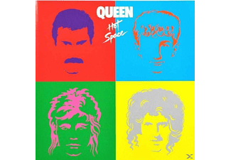 Queen - Hot Space (2011 Remastered) Deluxe Edition (CD)