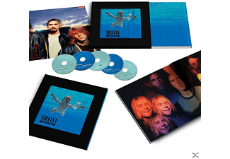Nirvana - Nevermind (Remastered) Ltd.Super Deluxe Edition [CD + DVD Video]