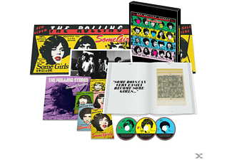 The Rolling Stones - Some Girls (Remastered) Super Deluxe Edition [CD + DVD Video]