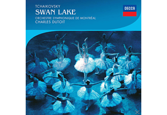 Charles Osm & Dutoit - Swan Lake - (CD)