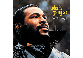 Marvin Gaye - What's Going On (40th Anniversary Super Deluxe Edition) [LP + Bonus-CD]